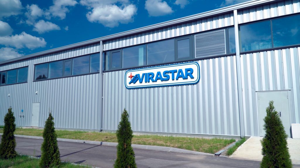 Image to The leader of the equipment for high-rise works VIRASTAR became the resident of the Bila Tserkva Industrial Park
